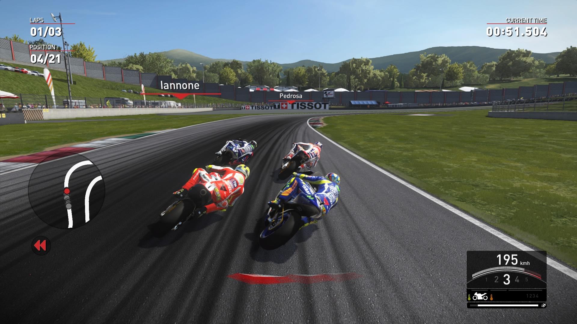 Qual é a desse tal de... Valentino Rossi The Game?